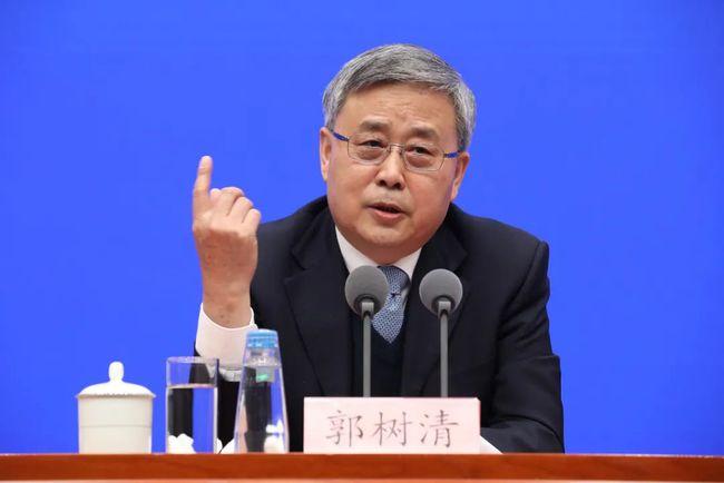 郭树清:依法维护公平竞争的金融市场秩序(权威访谈)
